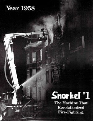 Snorkel was founded by Art Moore in the USA, and remained a privately-owned business until 1971.